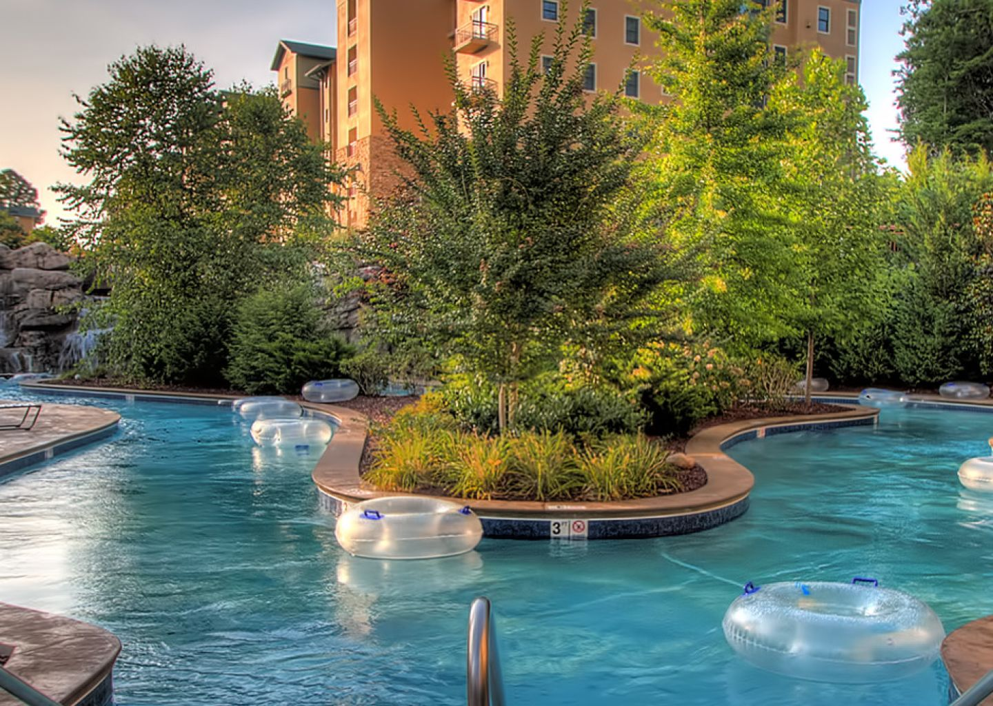 RiverStone Resort and Spa - Pigeon Forge, TN