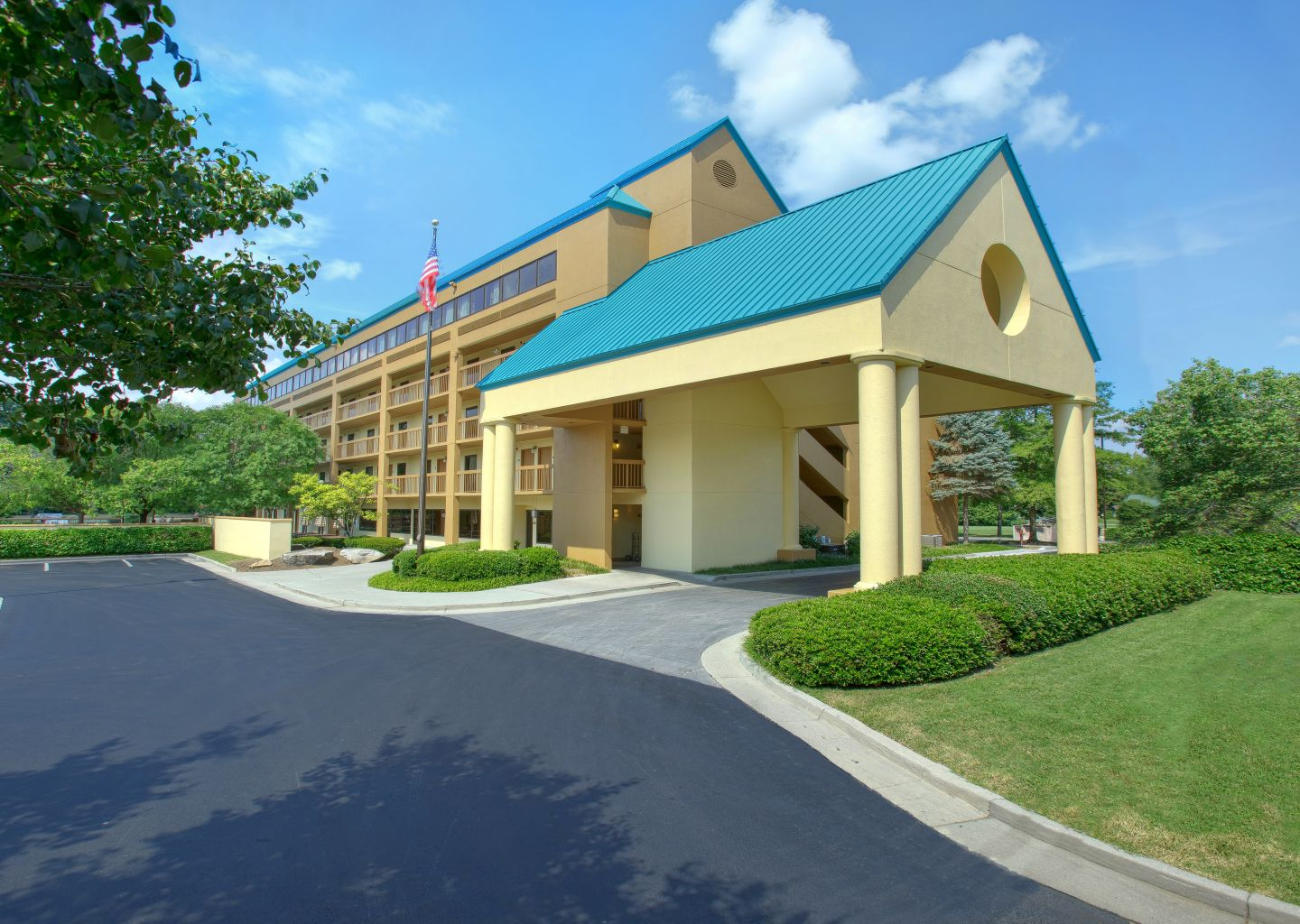 Quality Inn Pigeon Forge - Exterior Building 1
