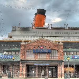 titanic museum and hotel package available at Econo Lodge Pigeon Forge in TN