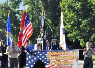 4th Annual Veterans Homecoming Parade