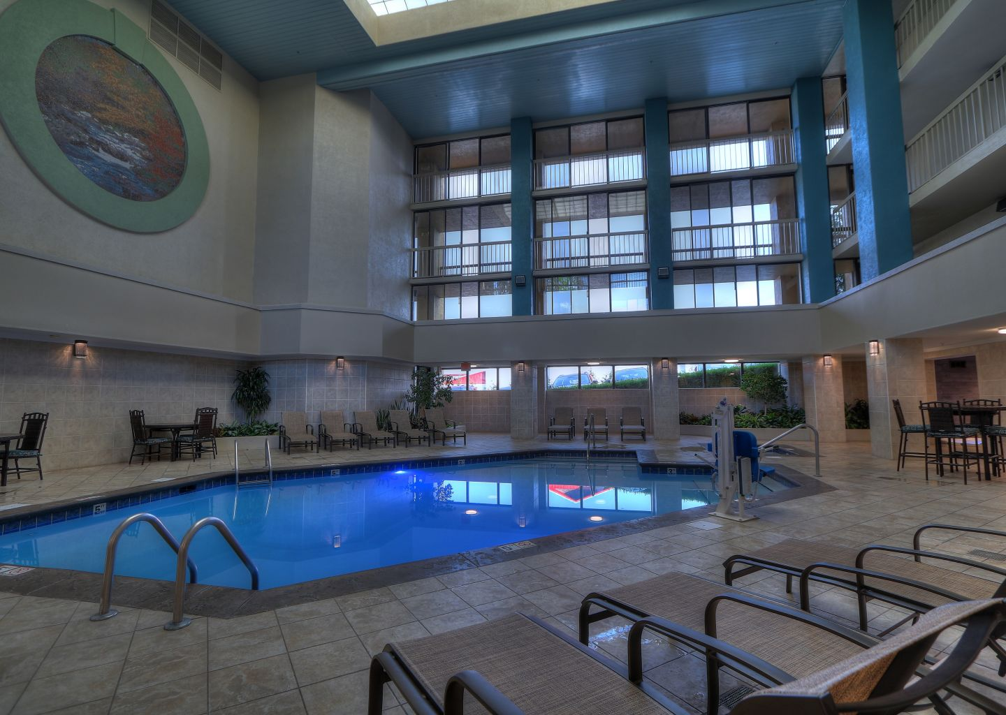Quality Inn Pigeon Forge - Indoor Pool 2