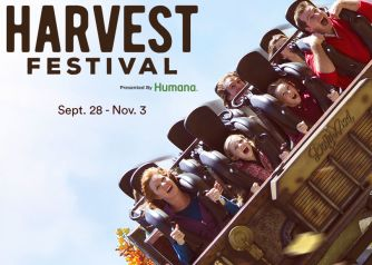 Dollywood's Harvest Festival