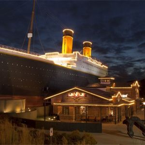 Titanic Flashlight Tours
