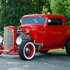 Shades of the Past Hot Rod Roundup #38